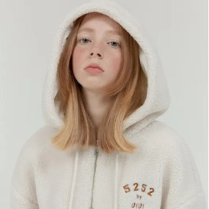 4折起 £56就收最新小熊卫衣W Concept 潮牌卫衣专场 平价Essentials风 宝藏韩国设计师专场
