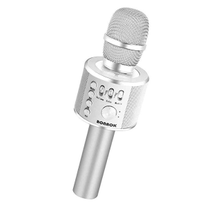 20.99BONAOK Wireless Bluetooth Karaoke Microphone