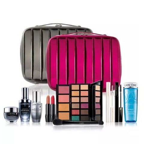 $72.50 for A $555 Value!macys Lancôme Beauty Box Sale