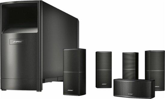 Acoustimass 10 Series V 5.1声道 音响系统
