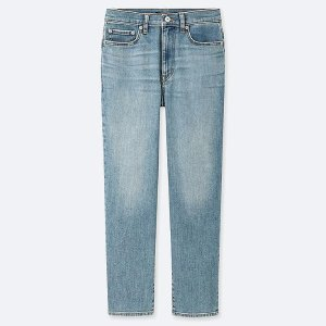 WOMEN HIGH-RISE STRAIGHT JEANS | UNIQLO US