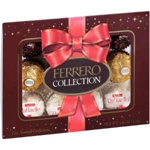 $0.87 Ferrero Collection, 12 Count, 4.6 Ounce