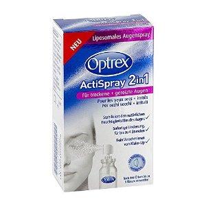 Optrex2合1 眼部喷雾