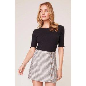 Pretty Little Stripe Skirt