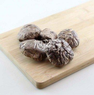 特级厚身网纹白花菇(常规装)