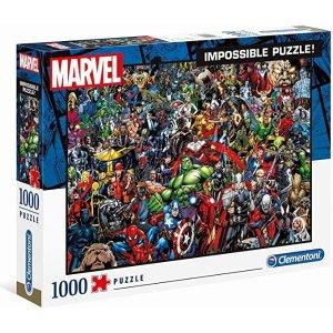 Clementoni漫威超级英雄拼图 1000块