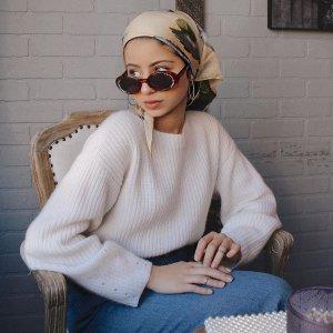 低至3折 高品质羊毛+大牌设计感Century 21 秋冬女士舒适质感毛衣限时大促 海量新款上新