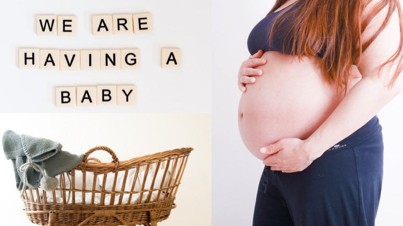 怀孕10个月   护理秘籍+注意事项,从美国产检、孕期症状、孕期保养等,罗列各时期要点,全方位解析!