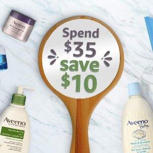 低至7折 + 满$35立减$10黒五价:Amazon 精选品牌护肤,防晒,婴幼儿洗护等商品促销