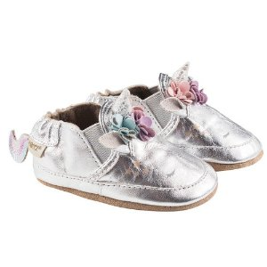 Robeez满$75减$20或8折女童学步鞋