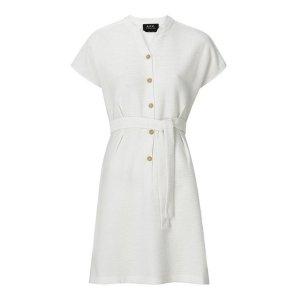 A.P.C.白色连衣裙