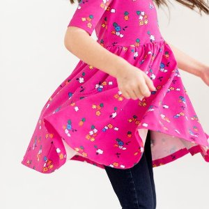 Up to 50% Off + Free Shipping on $100Sitewide Sale @ Hanna Andersson