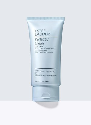 Perfectly Clean Multi-Action Foam Cleanser/Purifying Mask   Estée Lauder Official Site