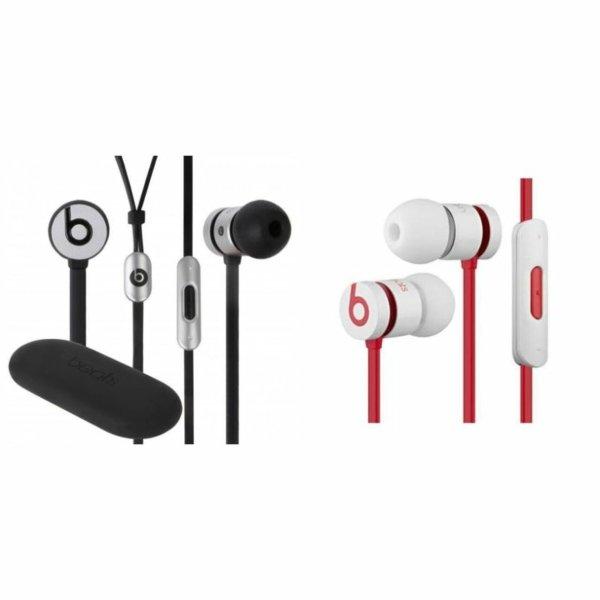Beats by Dr. Dre UrBeats 入耳式有线 3.5mm音频接头