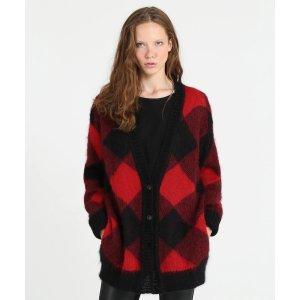 Women's Soft Brushed Cardigan Sweater