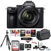 Sony Alpha a7iii 带 28-70mm 镜头+配件套装