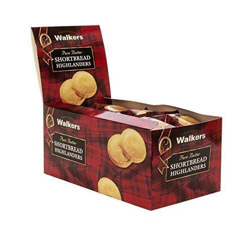 圆形黄油饼干 18包 内含2块