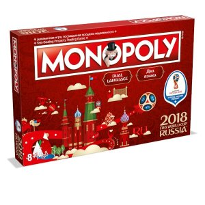 Monopoly - World Cup 2018 Edition @ The Hut (US & CA)