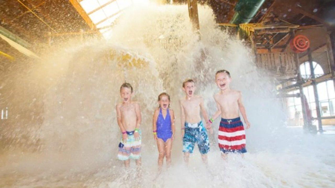 多伦多及周边最值得去的水上乐园!大狼屋、Wonderland、Wet'n'Wild和Fallsview游玩攻略!