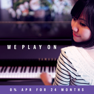 24个月零利率分期付款*YAMAHA 雅马哈钢琴夏日限时促销