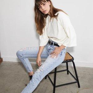 额外7折+包邮JOE'S Jeans官网 折扣区美衣热卖