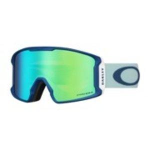 Oakley蓝色滑雪护目镜