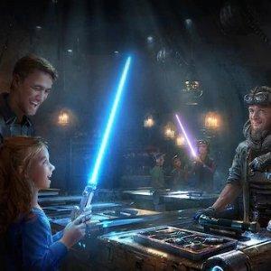 乘千年隼 逛银河集市 你约到了吗加州迪士尼星战主题园抢先预约 做首批太空旅客