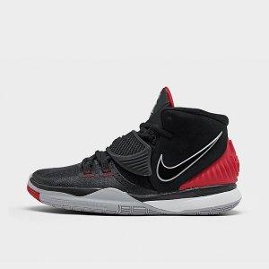 NikeBoys' Big Kids' Nike Kyrie 6 Basketball Shoes