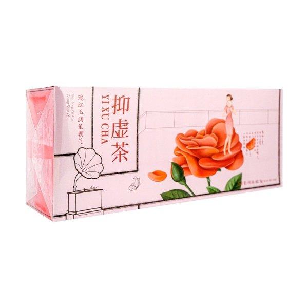 养肝调理茶 抑虚茶 82.5克(5.5克/袋×15袋)