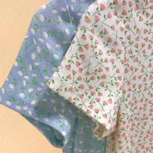 首单9折 £7收BM短袖Monki 春夏美衣上新热卖 收糯叽叽开衫、减龄连衣裙等