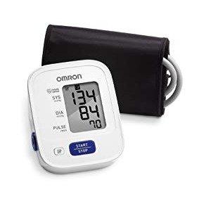$28.6 家中必备健康仪器Omron 欧姆龙3系列上臂式血压计