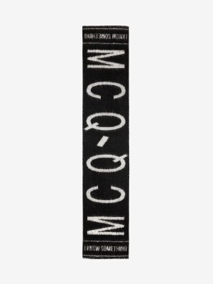 McQ Brushed Scarf McQ | Scarf |