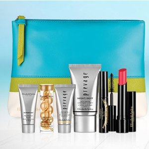 Free 7-pcs Giftwith Any $50 Purchase @ Elizabeth Arden