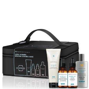 SkinCeuticals祛痘套装(价值$395)