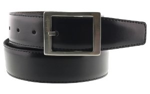 Calvin Klein Reversible NERO MORO Black/Brown 1.25W Mens BeltbyCalvin Klein