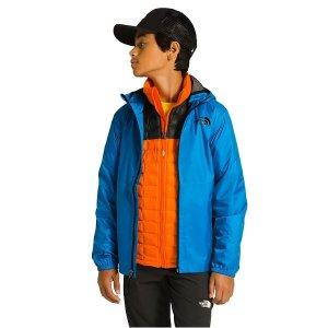 The North FaceYouth Zipline Rain Jacket