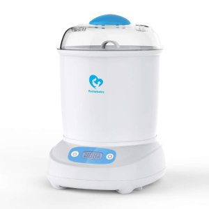 $44Bellababy Bottles Sterilizer & Dryer with Anion Function Cyclone Drying and LCD Display