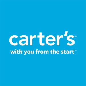低至3折+额外9折 $6.7收3件套限今天:Carters 限时清仓 游泳队T恤$2.69 小螃蟹爬服2件套$5.3