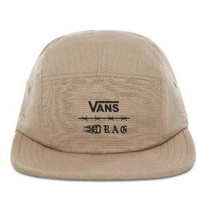Vansx Drag Flap Kappe棒球帽