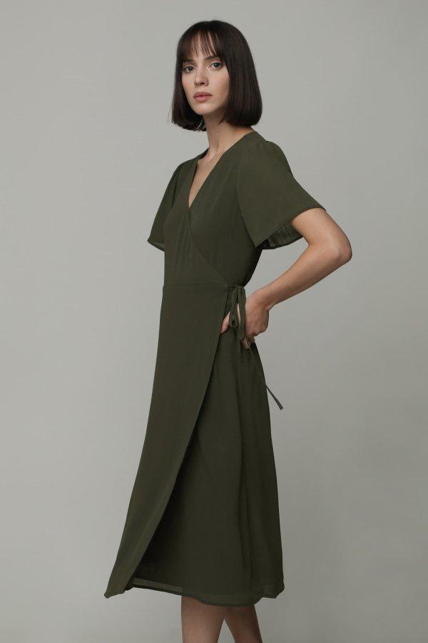 连衣裙 4428 多色选