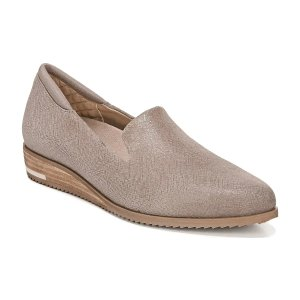 Famous Footwear$15 Off $75Dr. Scholl's Orig Collection Women's Kewl Medium/Wide Loafer Tan, Loafers and Oxfords, Famous Footwear