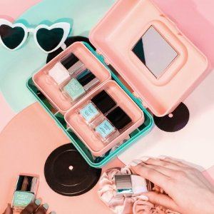 $59 ($84 Value)Butter London x Caboodles Nail Lacquer and Treatment Set