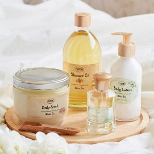 20% Off+GWPToday Only: Sabon Selected Body Care Products Hot Sale