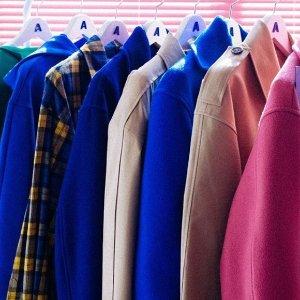 低至5折 给衣柜添新衣HBX 秋冬卫衣大集合 总有一款适合你