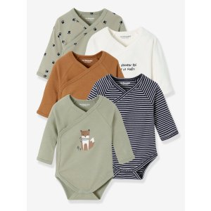 新生儿连体服5件套