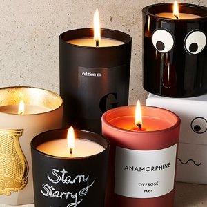 8.5折!£17收170ml蜡烛!性价比超高!Le Labo、Cire Trudon、Aesop 香氛蜡烛热卖!小众好品味 宅家必备!