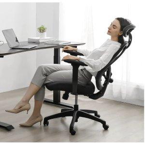 LIFEASE高性价比款 多功能人体工学转椅