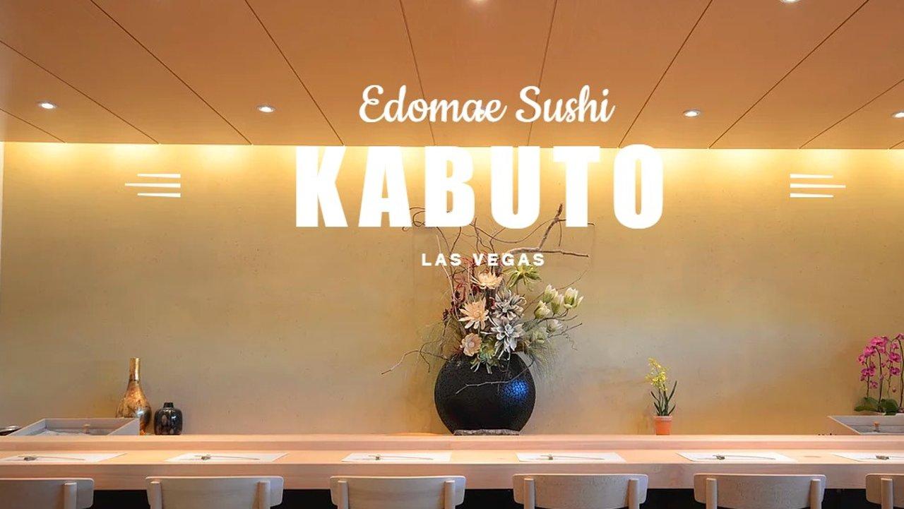 酒香不怕巷深|Vegas必去Kabuto,菜品试吃推荐🍣