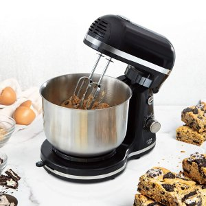 Dash Compact Stand Mixer, 3.5 Quart with Beaters