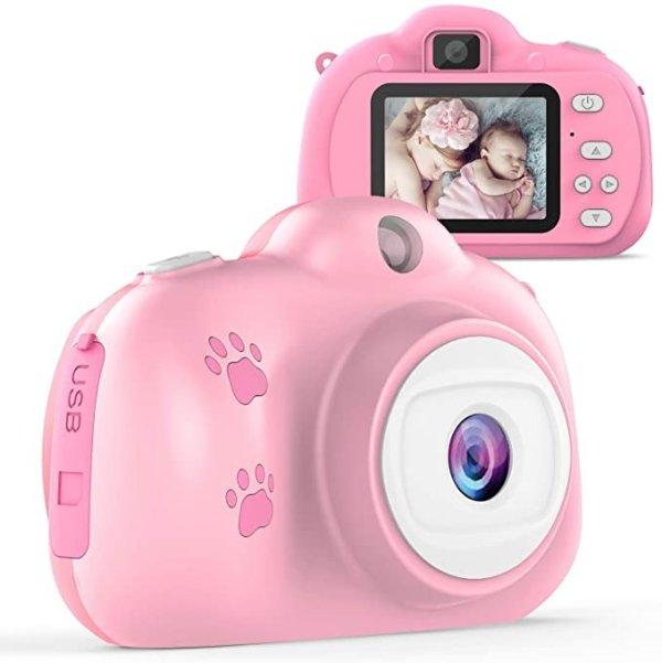 TECBOSS 儿童数码相机